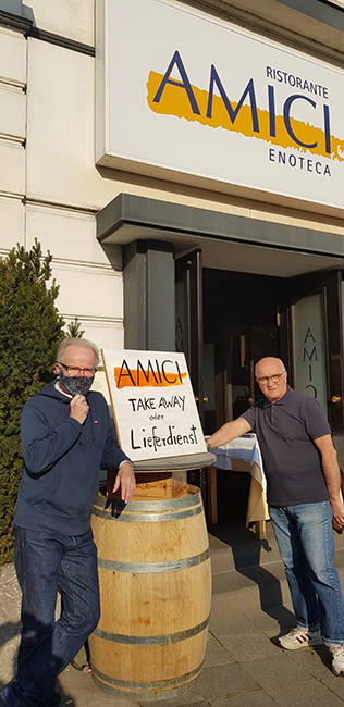 Take Away Ristorante Amici
